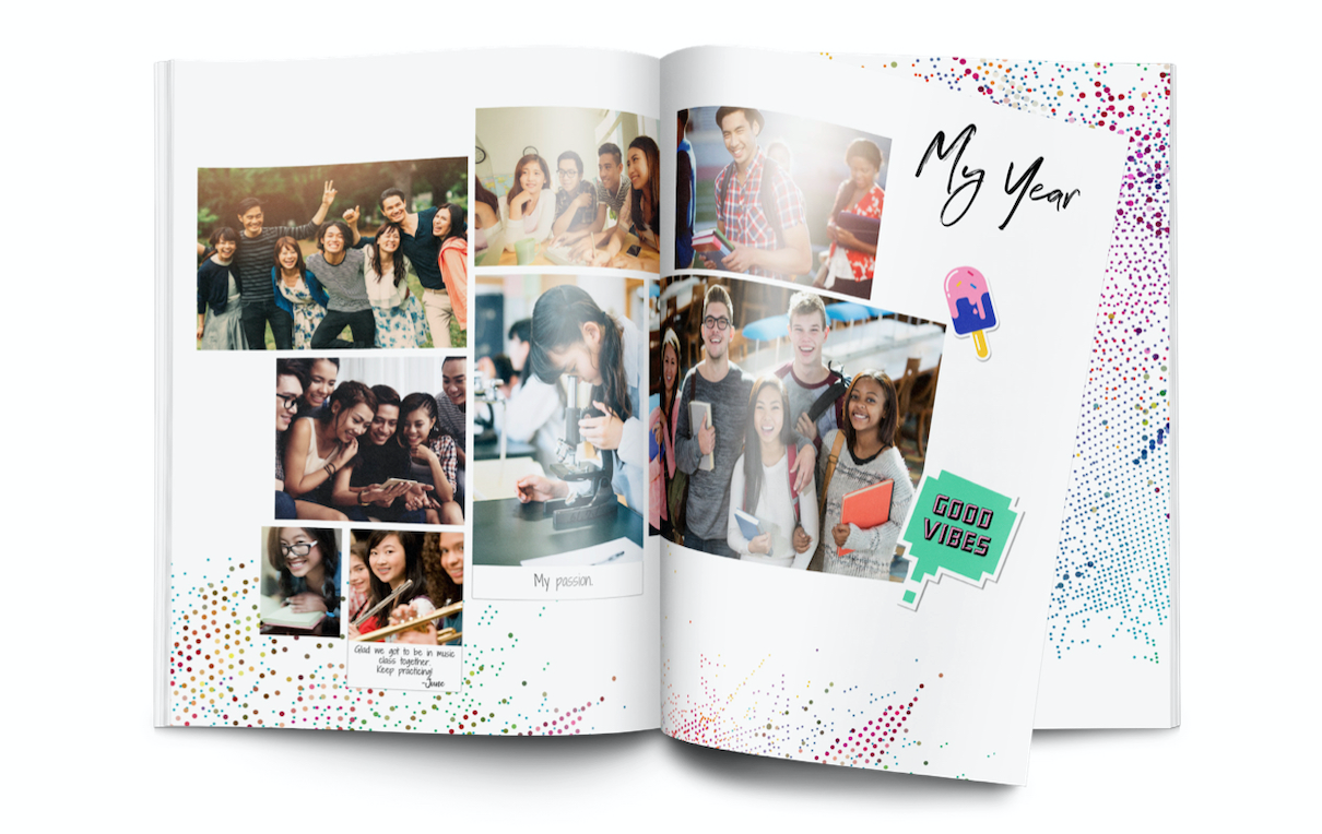 Order Your Yearbook By March 30 And Get A Special Feature!